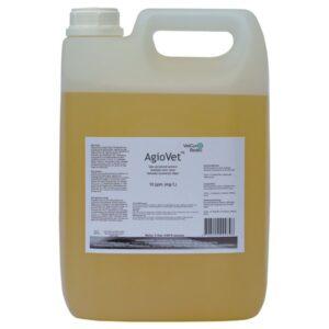 Vetcur AgioVet sølvvand, desinfektionsmiddel, 5 Liter